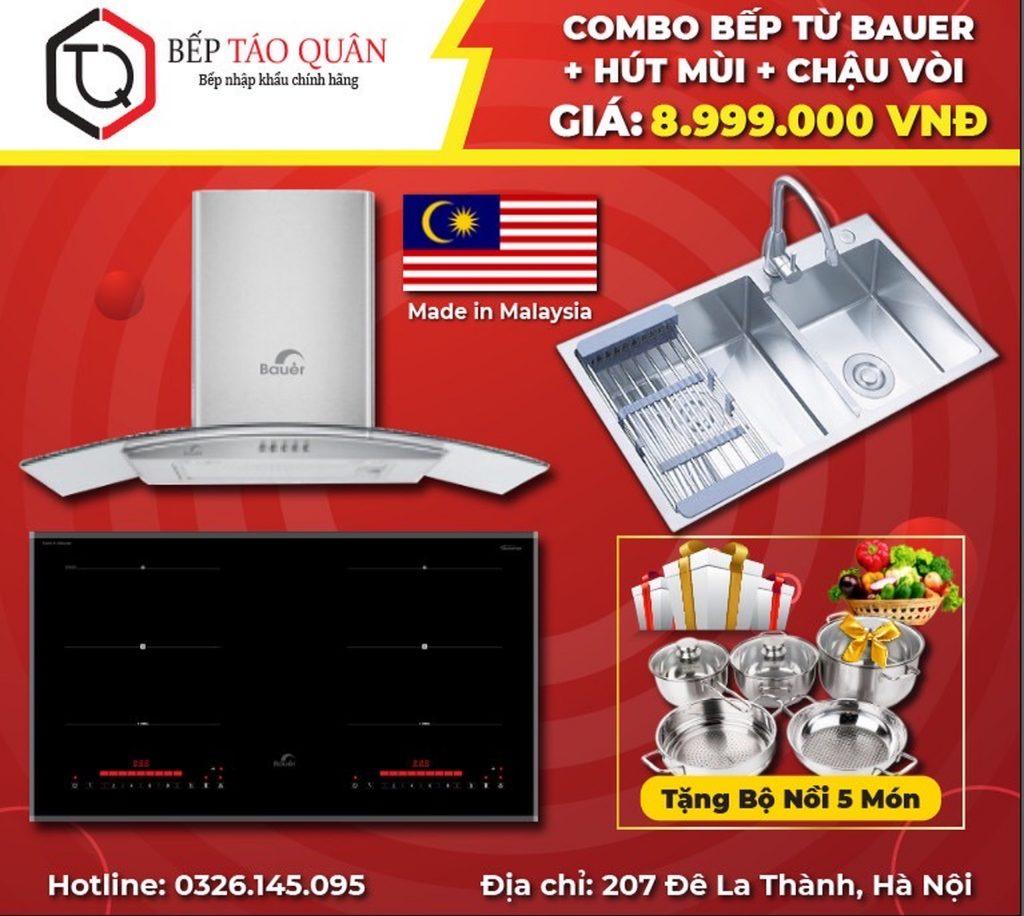 Địa chỉ Mua bếp điện uy tín tại Hà Nội